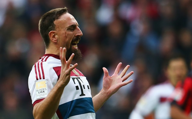 Ribery: Guardiola made me even better