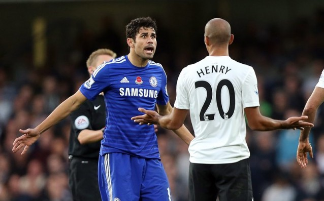 Mourinho happy that Costa is out of the squad for Spain