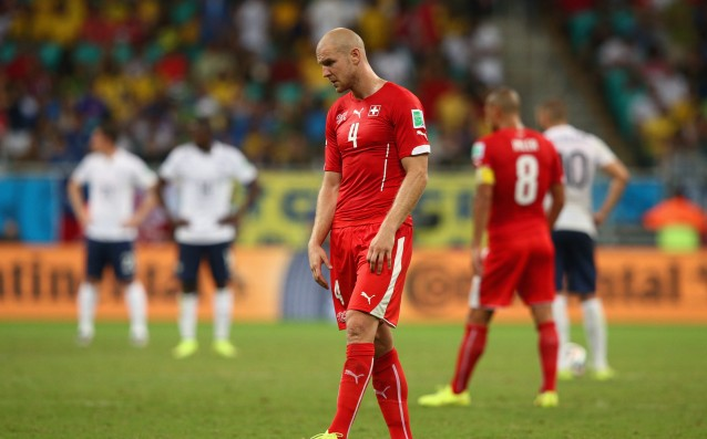 Senderos left the camp of Switzerland