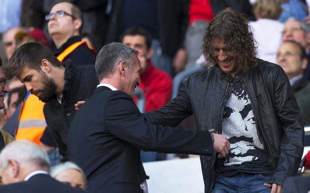 Puyol: I'd give anything to play again