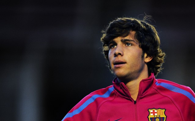 Sergi Roberto recover from injury