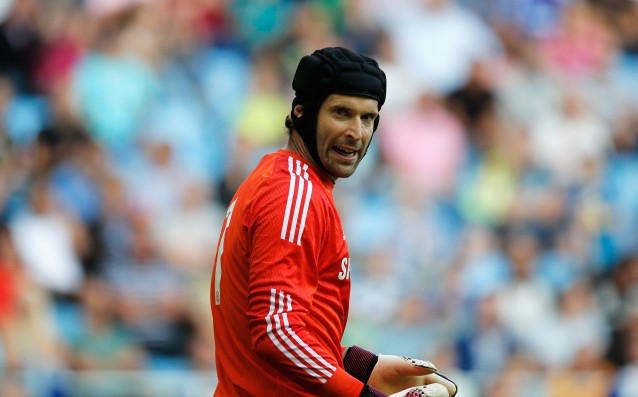 Cech: My future is in the hands of Chelsea