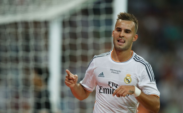 Jesé Rodriguez is back in action for Real Madrid on December 2nd