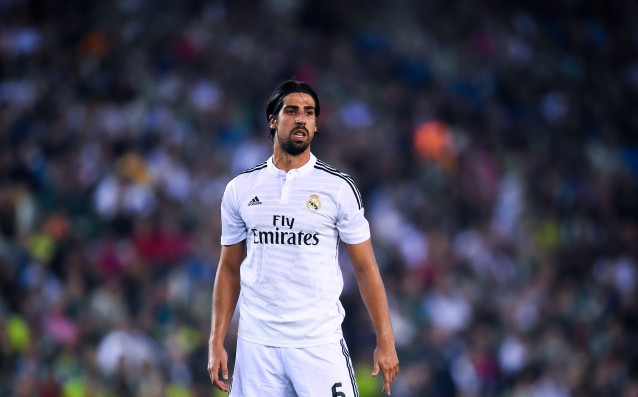 Khedira: There is no reason to leave Real Madrid