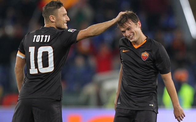 Totti: I have no problem with Garcia