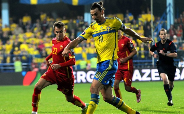 Swedes released Ibra to recover in Paris