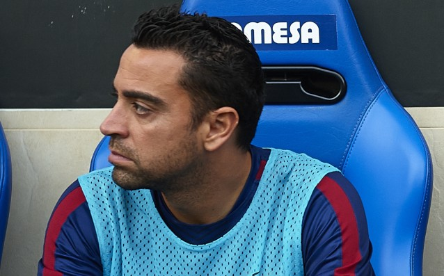 Xavi: One day I could become a coach of Barcelona