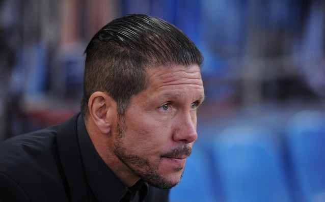 Simeone happy after three years at Atletico