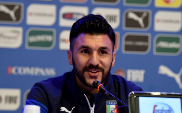 Debutant happy with the point for Italy