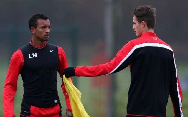 Nani returns to United in the winter