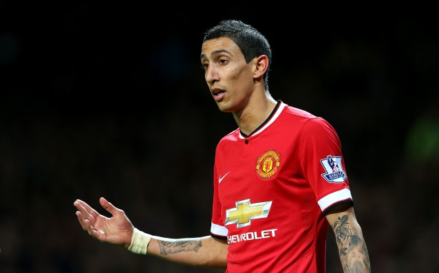 Di Maria doubtful for the derby against Arsenal