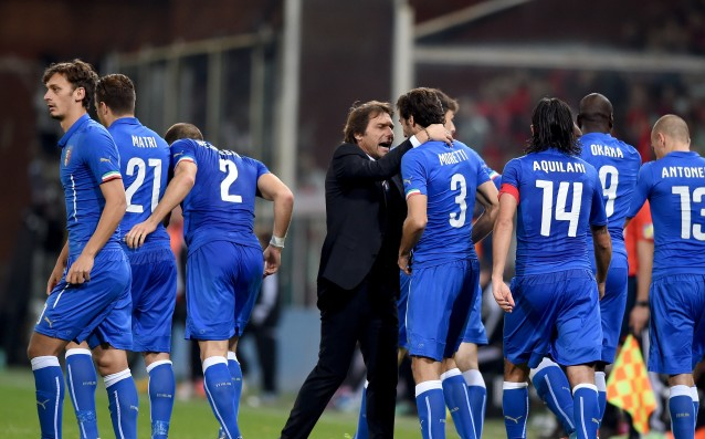 Conte is angry: I will be out of work until the spring