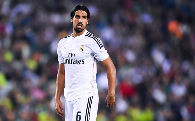 Khedira change Modric without competition for the starting place at Real