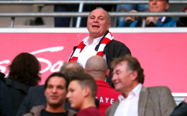 Hoeness will work in the school of Bayern