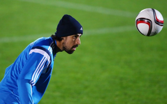 Real Madrid will not rely on Khedira