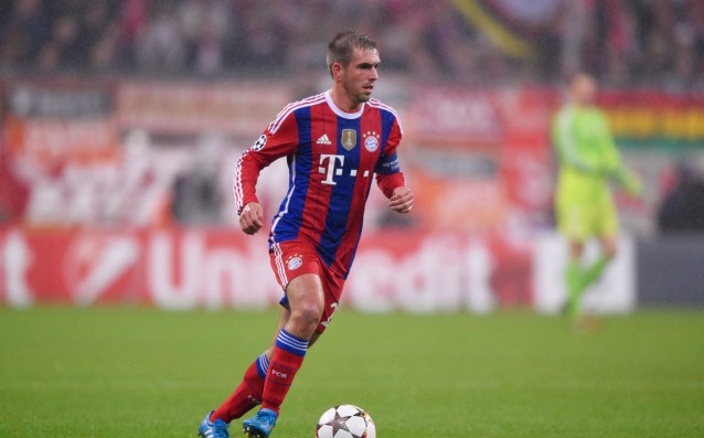 Philipp Lahm was operated successfully