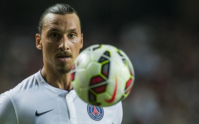 Ibrahimovic on line for PSG against Metz