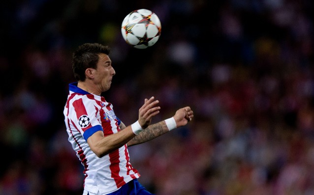 Mandžukić is injured