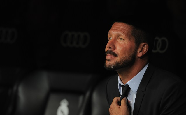 Diego Simeone pleased with the win over Malaga
