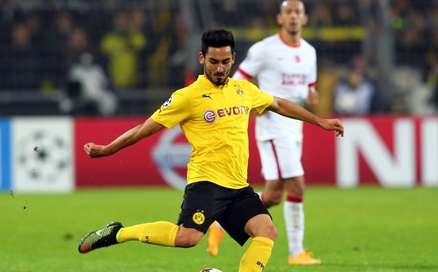 Gundogan with an ambition to play in the Premier League