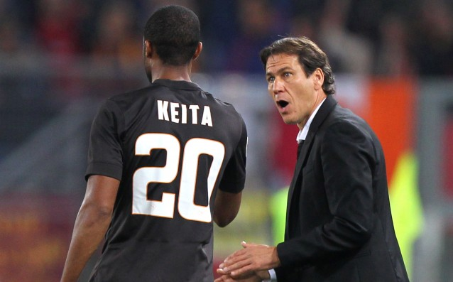Rudi Garcia will not seek equal against CSKA Moscow