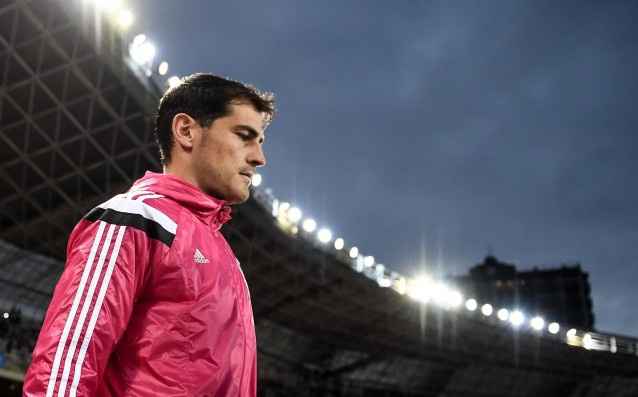 Casillas was nominated for best goalkeeper of 201