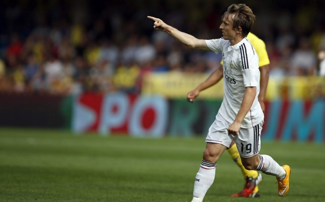 Modric will not lie under the knife
