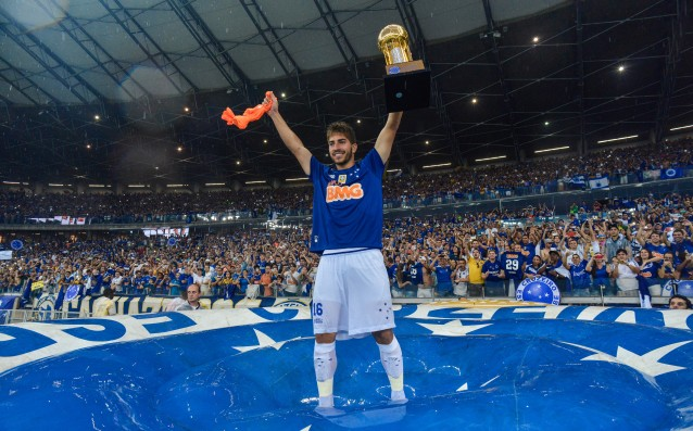Real Madrid negotiate with Cruzeiro for Lucas Silva