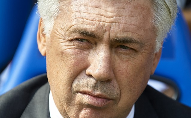 Carlo Ancelotti: I want to continue the winning streak