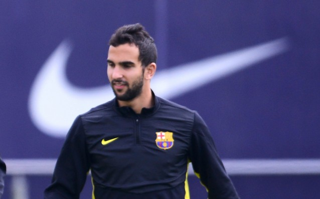 Barcelona will sell Montoya if they find a buyer