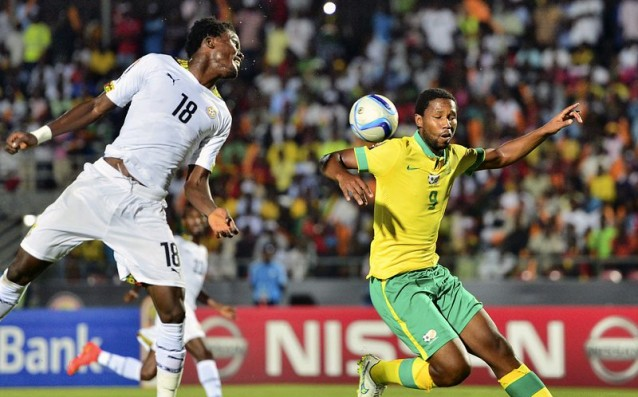 Algeria and Ghana qualified for quarter-finals