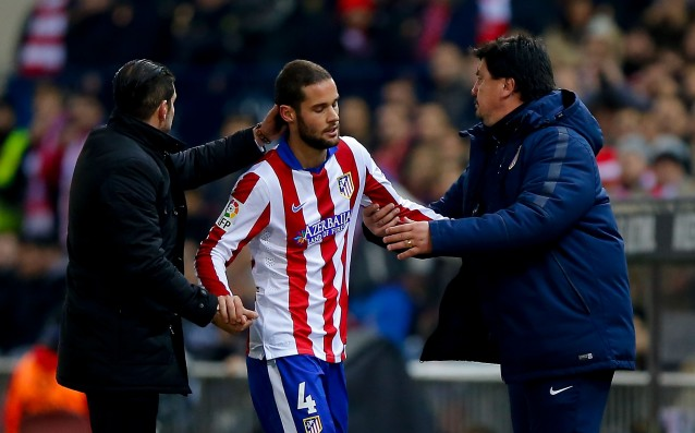 Simeone took responsibility and added: 'I'm proud of my players'