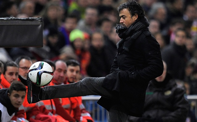 Luis Enrique: 'It is very difficult for referees'