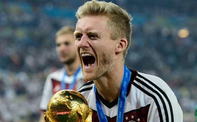 The future transfer of Schurrle to Wolsburg is true