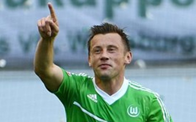 Olic is leaving Wolfsburg and is going back to Hamburger
