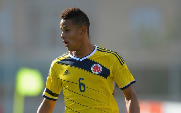 Juventus will have a new addition to the team - a Columbian player