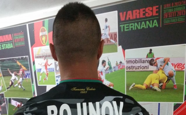 An injury continues to bother Valeri Bojinov