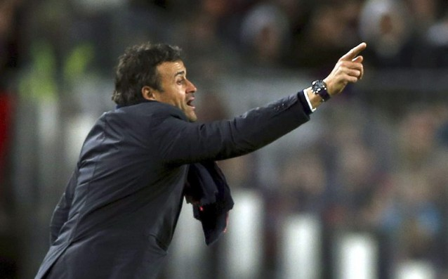 Luis Enrique: We need to learn a lesson and not to let the same mistakes for the Cup