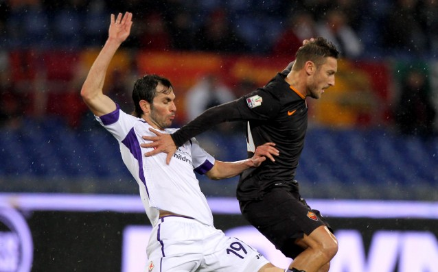 Fiorentina eliminated Roma from the Cup of Italy