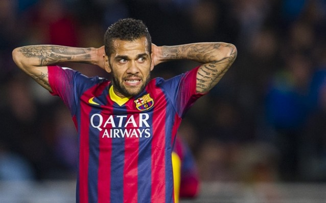 Danny Alves is going to leave Barcelona