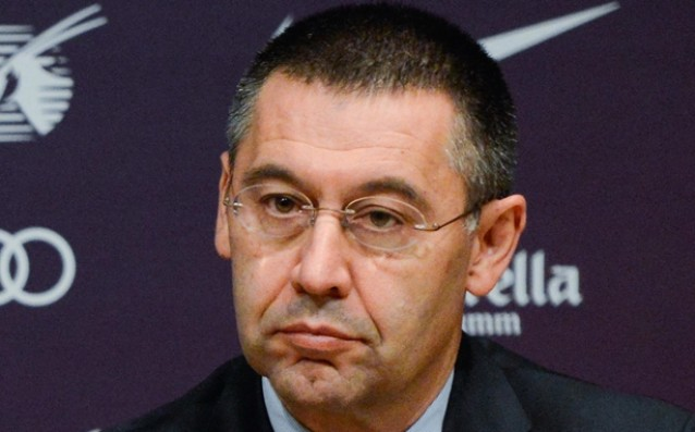 The President of the Professional Football League of Spain defended the President of Barca