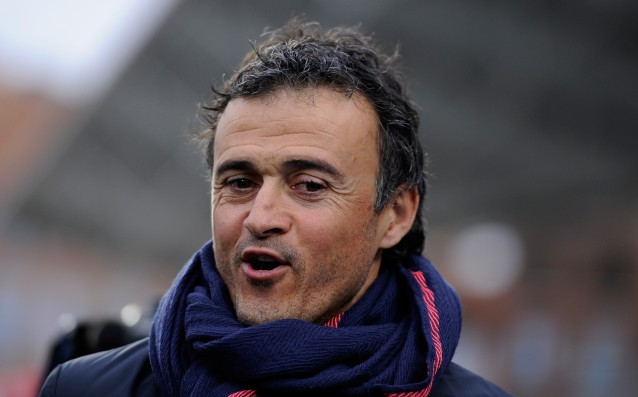 Luis Enrique: 'The title won't be known until the last round'
