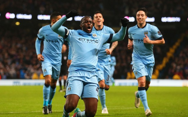 City is going to be without the talisman Toure against the team of Stoke