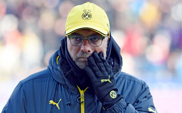 Klopp is ready to sacrifice his teeth for the salvation of Dortmund