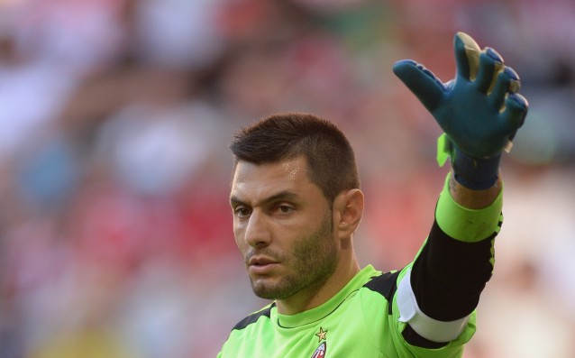 Perugia has gotten a former goalkeeper of Milan