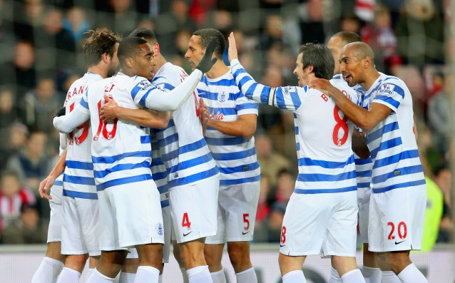 Queens Park Rangers stopped their negative series