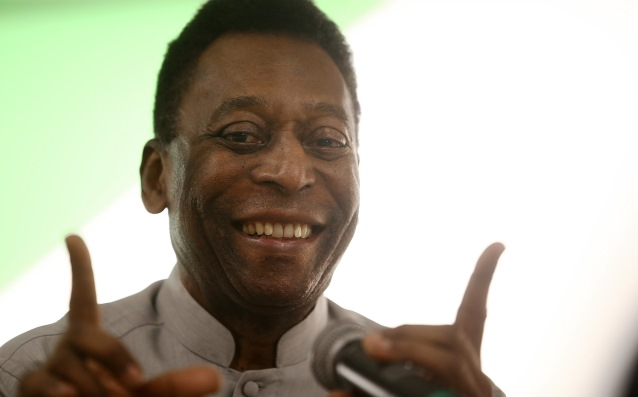 Pele claims: I am already completely healthy