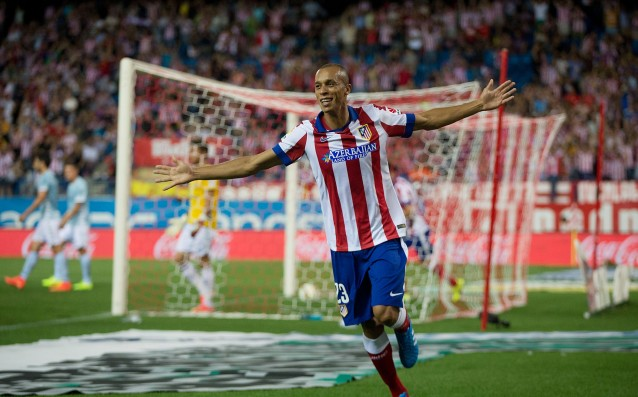 Atletico Madrid is ready to sell Miranda