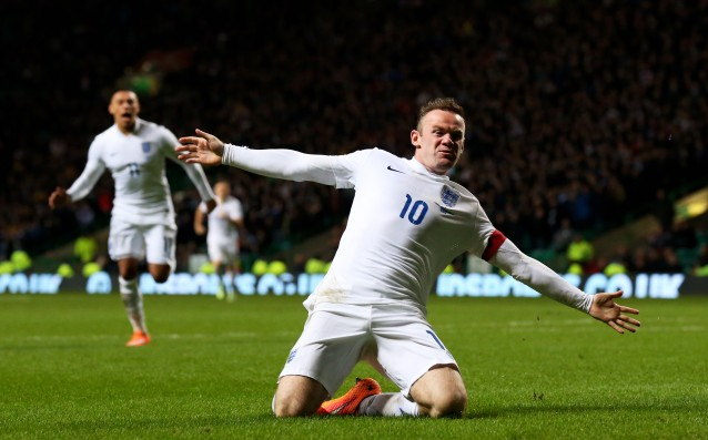 Hodgson will bring back Rooney in attack and will take Cain in the national team