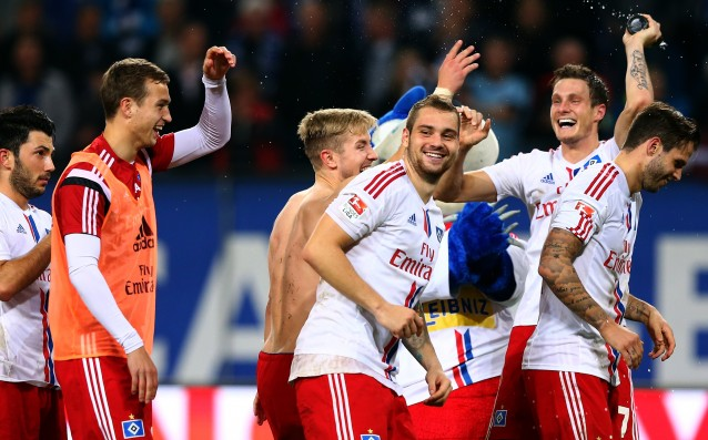 New strategy in Hamburger SV - to spend millions for young talents